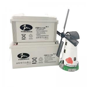 Best 12V 250ah Lead Acid AGM Rechargeable Batteries Telecom Wind Energy Storage Battery wholesale