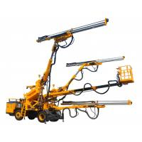 Best ZD338 Heavy Duty Hydraulic Rock Drilling Rig For Tunneling wholesale
