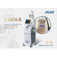 China Fat Freezing Cryolipolysis Vacuum Slimming Beauty Machine For Belly , Back , Buttock on sale