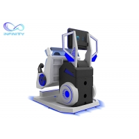 Best Motion Chair Interactive 9D Cinema Virtual Reality Simulator 360 Degree wholesale