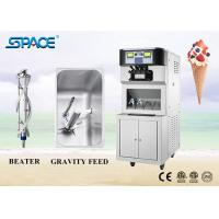 Best Floor Standing Commercial Soft Serve Ice Cream Machine Three Flavors wholesale
