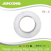 Cheap 16*2.0 pex-a white floor heating system pipes for household with CE approval for sale