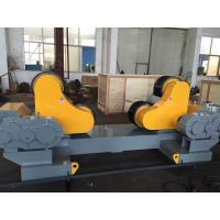 Best Blue Conventional Tank Turning Rolls , Welding Turning Rolls With 60 Ton Loading Capacity wholesale