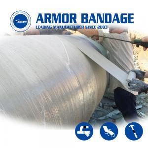 Best Free Samples crack Leak Oil Gas Plumbing Pipe Repair Bandage/Kits Strong water activated fiberglass tap wholesale