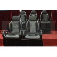 Best Motion theater chair , separated moving seat , safety protection wholesale