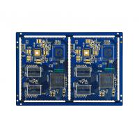 Best Electronic Printed Circuit 6 Layer Pcb With Half Hole Module Communication wholesale