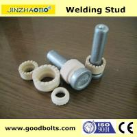 China 25mm shear fastener welding stud on sale