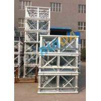 Best Red Painted Double Cage Man And Material Hoist 1600kg , Building Materials Lift wholesale