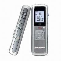 China Digital Voice Recorder with Private Tooling and WAV Format Recording on sale