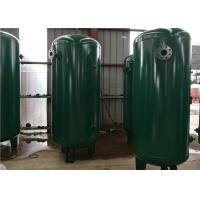 Cheap Carbon Steel Extra Vertical Air Receiver Tank For Compressor Systems for sale