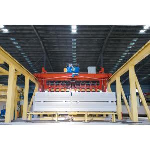 Best CE Crane Semi Automatic Block Making Machine wholesale