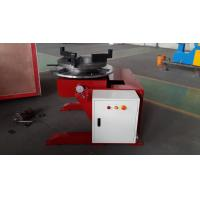 Best 2000mm Welding Table For 10 Ton Rotary Welding Positioners With 5.5kw Tilt Motor wholesale