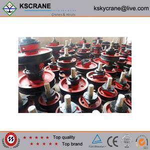 Best Overhead Crane Wheel Blocks For Industrial Wheel wholesale