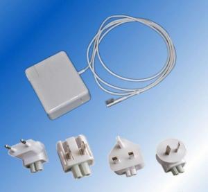 Cheap White Apple Macbook 85W Laptop Power Adapter EN60950-1 18.5V 4.6A for sale