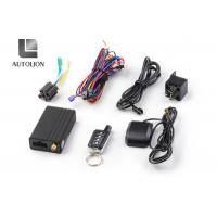 China Easy Install Car GPS Tracker For Precise Location , Gps Vehicle Tracking System Diagnostic Function on sale