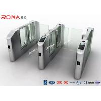 Best Electronic Turnstile RFID Pedestrian Barrier Gate , Turnstile Security Systems wholesale