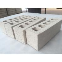 Best Customized White Clay Hollow Blocks For Wall Building Construction 230 X 76 x 70 mm wholesale