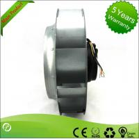 Cheap Brushless DC Centrifugal Fan With Single Double Inlet Impeller For Exhaust for sale