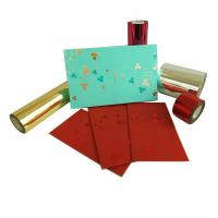 Best china cangnan Hot stamping foil for paper wholesale
