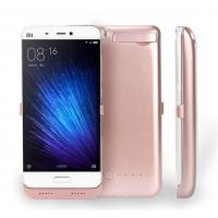 Best Xiaomi5 4200Mah Rechargable Mobile Phone Battery Case With 3.5 Hours Charging Time wholesale