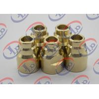 Best Durable Brass Joints CNC Turning And Milling Process 14.5mm X 20.5mm Size wholesale