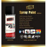 Best High Glossy Aerosol Spray Paint , Wide Coverage Automotive Aerosol Paint wholesale