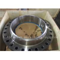 Best Non-Standard  Or Customized Stainless Steel Flange PED Certificates ASME / ASTM-2013 wholesale