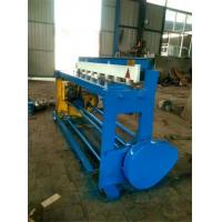 Best Steel Plate Cutting Bending Machine Automatic Control Type 2kw 5.5m×1.05m×1.3m wholesale