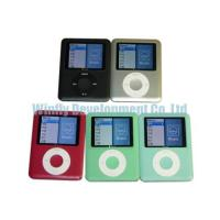 China 1.8 inch flash mp4 player (FM002) on sale