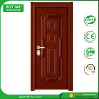 Best House Main Gate Designs Exterior Steel Door Security Front Door with Mul-T-Lock wholesale