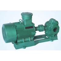 Best Organic Petrochemical Hot Oil Pumps , PTFE Dynamic Seal Oil Transfer Pump wholesale