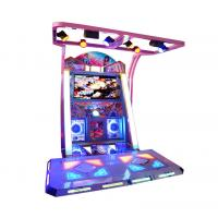 Best 55 Inch Music Dancing Redemption Game Machine Iron Box Material wholesale