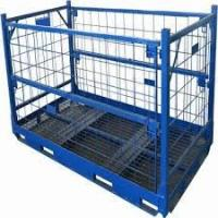 Cheap Heavy Duty Steel Baskets Stainless Steel Container Wire Mesh Basket Wire Container for sale