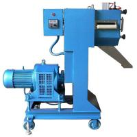 Best Low Noise Plastic Pellet Extruder Machine / Granulation Equipments For Waste Filament Cutting System wholesale
