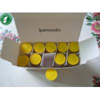China High Purity Pharmaceutical Muscle Growth Peptides Ipamorelin White Powder CAS 170851-70-4 on sale