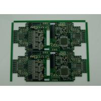 Best High Precision HDI PCB PWB for LED Panel Lights , Manufacturing Of Pcb Boards wholesale