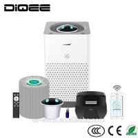 China Home automation Air purifier Hepa filter air purifier ionizer wholesale OEM air purifier manufacturer China on sale