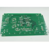 Best Fiducial Mark Added Double Side PCB Gold Surface Plating PTH / NPTH Vias wholesale