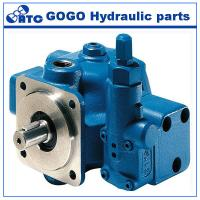 Quality Adjustable variable vane pumps, pilot operated Rexroth hydraulicpump TypePV7 wholesale