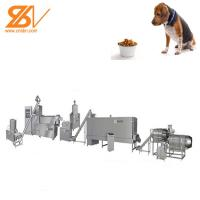 Best Multi Function Animal Feed Processing Machine Extruded Dry Pet Dog Food Making wholesale