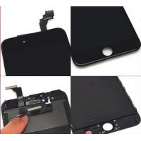 Best Black Color Iphone 5S LCD Display Assembly With 1136*640 Pixel , Eco Friendly wholesale
