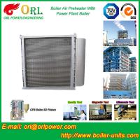 Best Hot Water CFB Boiler APH , Combustion Air Preheater In Steam Power Plant wholesale