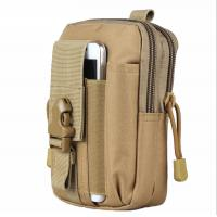 Buy cheap Outdoor Tactical Waist Belt Bag Outdoor EDC Military Holster Waist Wallet Pouch from wholesalers