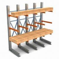 Best Cantilever Racks, Single or Double Sided Units, Suitable for Storage of Heavy Materials wholesale