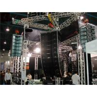Best ISO Single Speaker Truss Stands Tower Aluminum 6082 Height 12m Space Saving wholesale