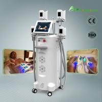 China Hot Sale factory price  freeze fat cool body sculpting fat freezing cryolipolysis machine for salon clinic home on sale