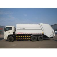 Best Hydraulic System Special Purpose Vehicles Rear Loader Garbage Truck With Self Dumping wholesale