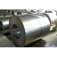 Best ISO9001 Cold Rolled Steel Sheet , CR coil Oiled / Unoiled  treatment wholesale