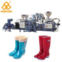Best Automatic Plastic Long boot Making Machine , Injection Moulding Machine For Rain Boots Production wholesale