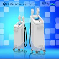 Quality New design 3000w input power 2 handles multifunction shr hair removal beauty equipment wholesale